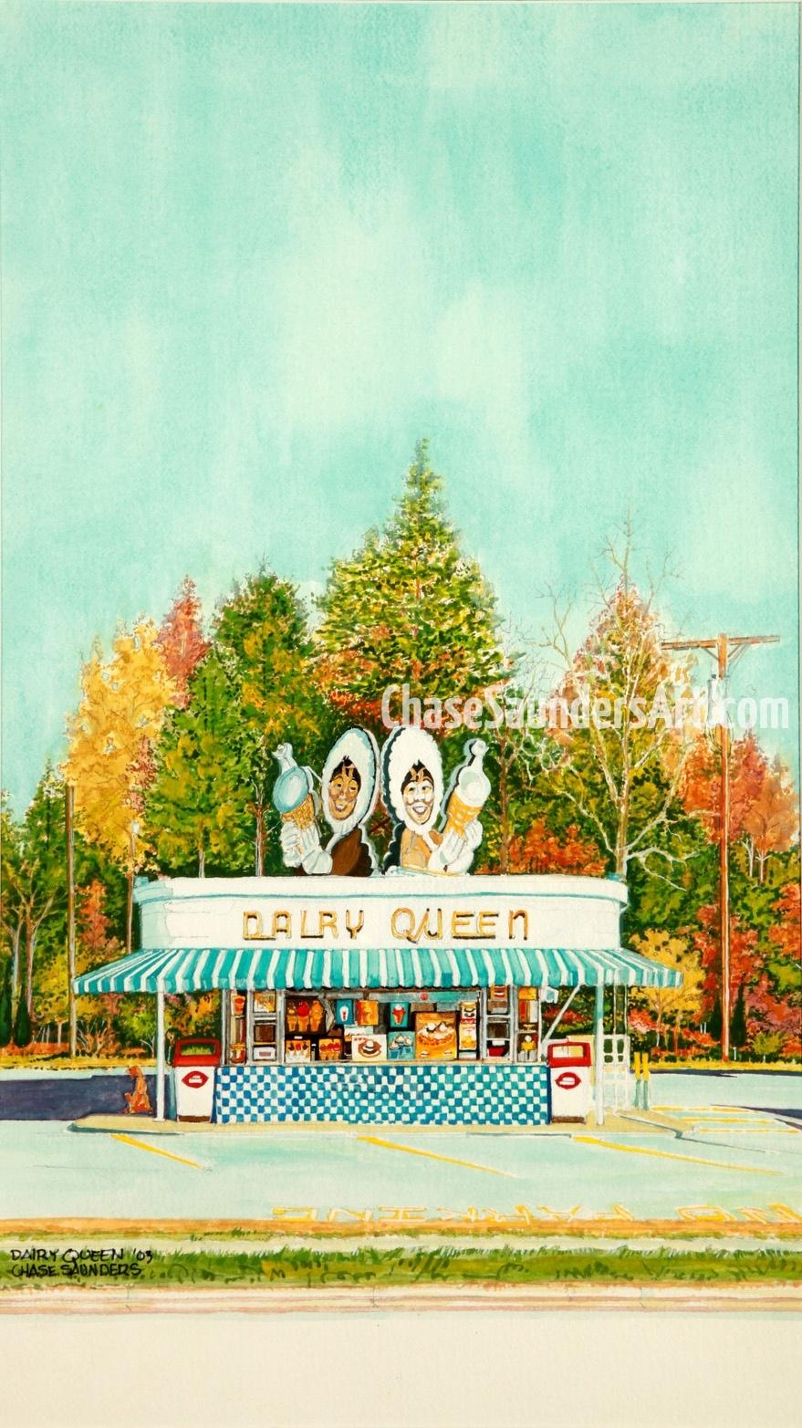 Wilkinson Boulevard Dairy Queen