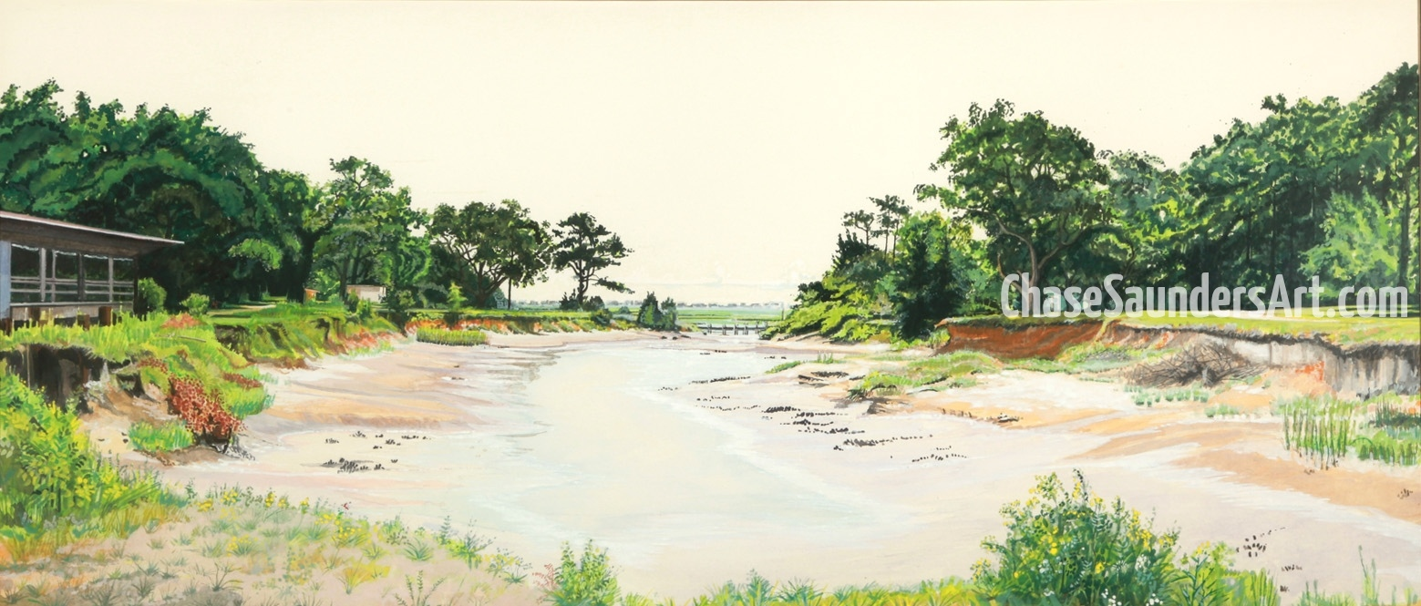 Murrells Inlet Creek