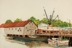 Georgetown Docks
